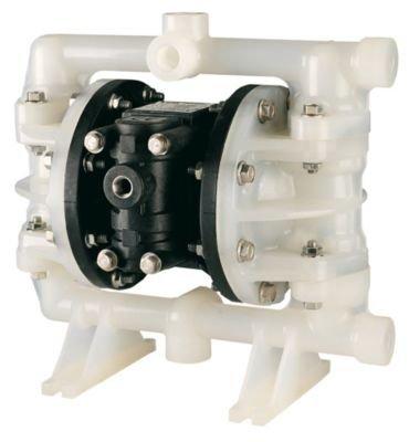 Lutz Druckluft-Doppelmembran-Pumpe - für korrosive Flüssigkeiten, anorganische Säuren, Laugen, Plattierbad-Lösung 1/2 - Doppelmembranpumpe Doppelmembranpumpen Druckluft-Pumpe Druckluft-Pumpen Druckluftdoppelmembranpumpe Druckluftdoppelmembranpumpen