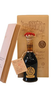 Balsamic Vinegar of Reggio Emilia, Cavalli Silver Seal