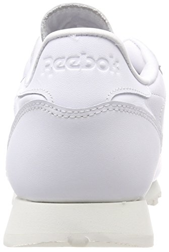 clearance wide range of Reebok Women's Cl Lthr Hrdware Gymnastics Shoes White (White/Chalk White/Chalk) free shipping prices finishline online big sale cheap online cheap sale outlet locations NXZA9T