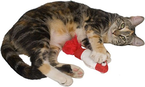 Imperial Cat Cat and Around, Bobber, Refillable Catnip Toy (Bobber Cat Toy)