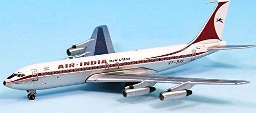 InFlight500 Air India Airlines VT-DVA Boeing 707-300 1:500 Scale Diecast Witty Wings