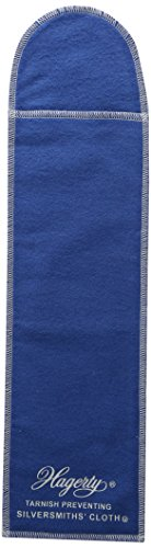 - Hagerty 19200 Flatware Bag, Blue