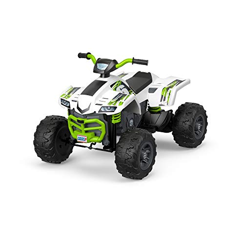 Power Wheels Racing ATV