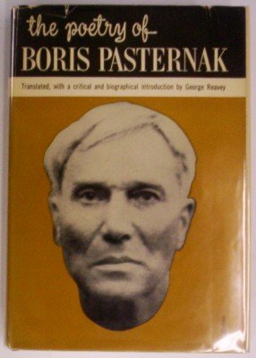 The Poetry of Boris Pasternak, 1917-1959