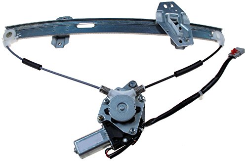 Dorman 741-734 Front Driver Side Power Window Regulator and Motor Assembly for Select Honda Models