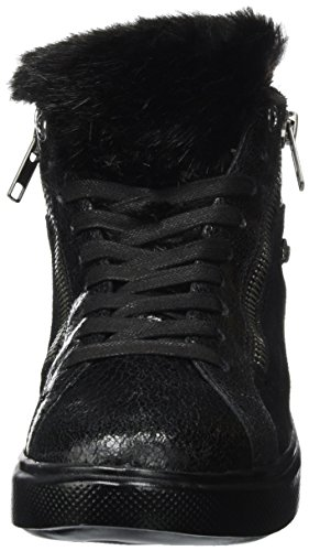 Nero Black Yoha a Alto Donna Collo Sneaker REPLAY nfwq1Bx4P1