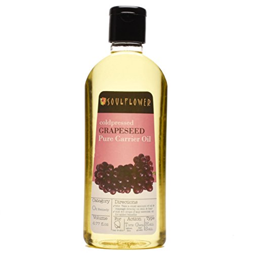 how to use grapeseed oil for hair