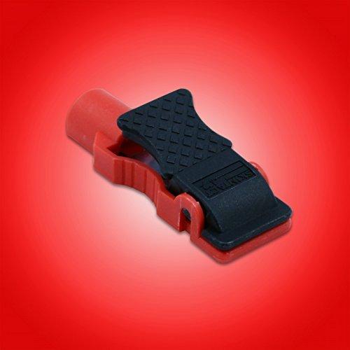 ECG / EKG Universal Alligator Clips - Easiclips for Electrode Resting Tabs