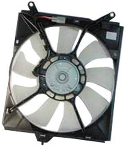 TYC 610370 Toyota Avalon Replacement Condenser Cooling Fan Assembly