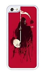 Zheng caseApple Iphone 5C Case,WENJORS Cool Death Note Soft Case Protective Shell Cell Phone Cover For Apple Iphone 5C - TPU White