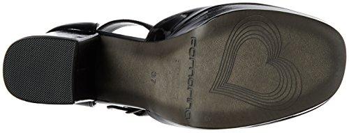 Fornarina Women's Mina Platform Heels Black (Black 000) U7eo4sZzl