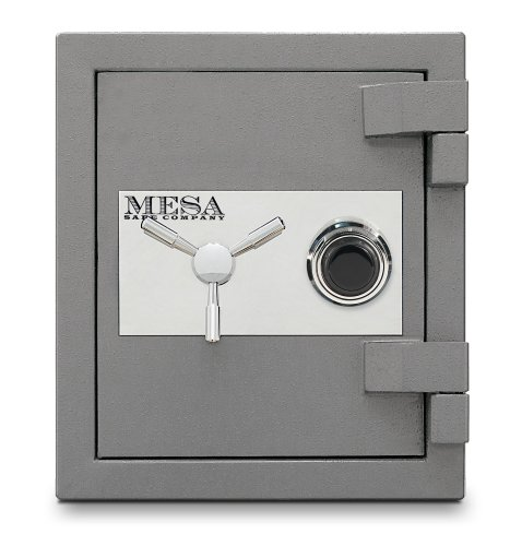 Mesa-Safe-MSC1916C-High-Security-Burglary-Fire-Safe-All-Steel-with-Combination-Lock-13-Cubic-Feet-Silver