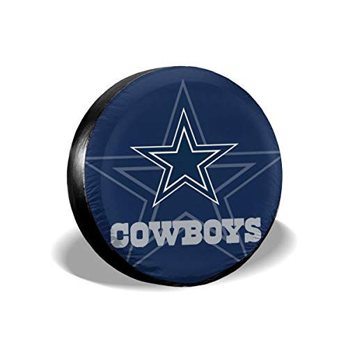 (Aoskin Dallas Cowboys Die Universal Fit Tire Cover)