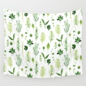 Leaves Shower Curtain by Vicky Webb | Society6