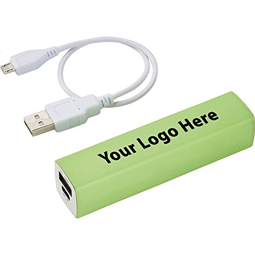 Glow In The Dark Amp Power Bank - 12 Quantity - $9.20 Each - PROMOTIONAL PRODUCT / BULK / BRANDED with YOUR LOGO / CUSTOMIZED by Sunrise Identity