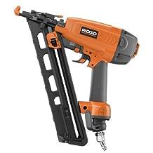 Ridgid R250AFA 21168 15-Gauge 2-1/2-Inch Angled Finish Nailer