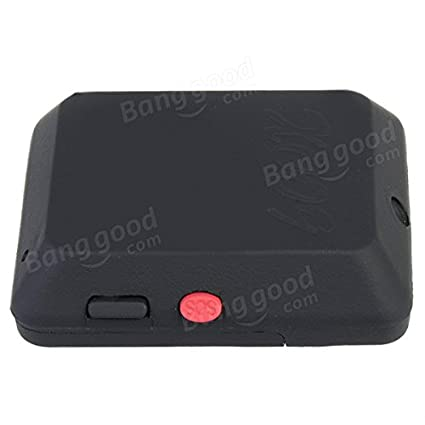 Amazon.com: Doradus X009 Mini Camera GSM Monitor Video Recorder With SOS and GPS Function: Car Electronics