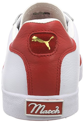 Puma Match Vulc - Zapatillas Unisex adulto Blanco