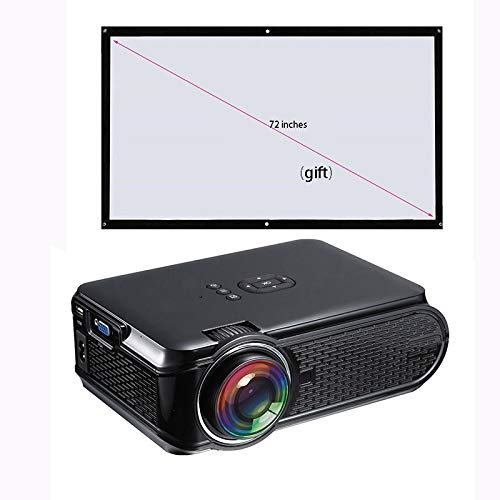 Link Co Proyector HD Sistema Bluetooth inalambrico WiFi ...