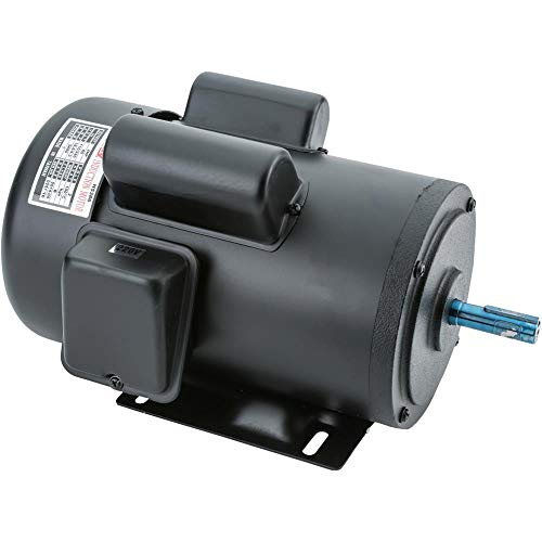 Grizzly H5386 110V/220V 2 HP Single-Phase Motor