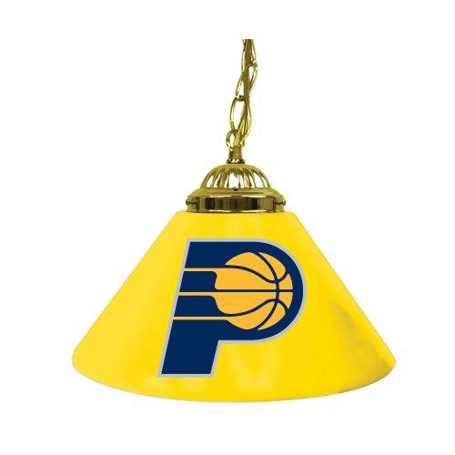 NBA Indiana Pacers Single Shade Gameroom Lamp, 14
