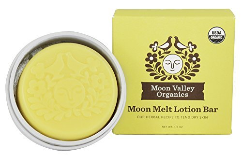 Moon Melt Lotion Bar by Moon Valley Organics