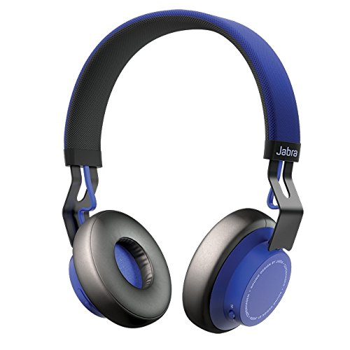 Jabra Move Wireless Stereo Headphones - Blue by Jabra
