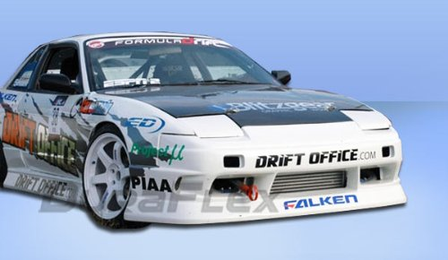 (Duraflex Replacement for 1989-1994 Nissan 240SX S13 B-Sport Front Bumper Cover - 1 Piece)