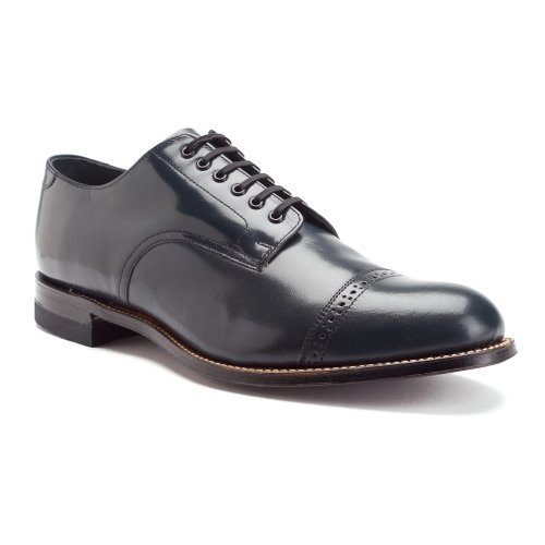 Stacy Adams Madison 00012 Menns Oxford 13 2e Us Navy