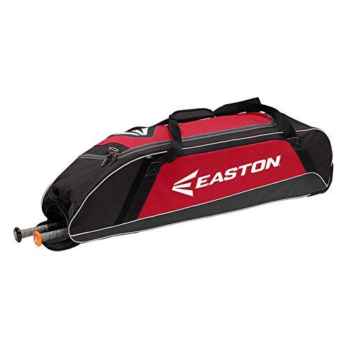 イーストンe300 W Wheeled Bag B00LFL5CYM 36 x 9 x 9-Inch|レッド レッド 36 x 9 x 9-Inch
