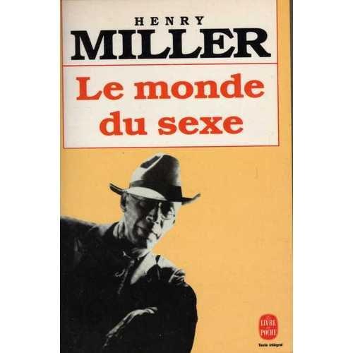 Télécharger Le Monde Du Sexe Henry Miller Pdf Dedphardtelou