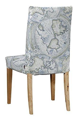 Dekoria ikea henriksdal chair cover world map amazon home dekoria ikea henriksdal chair cover world map gumiabroncs Gallery
