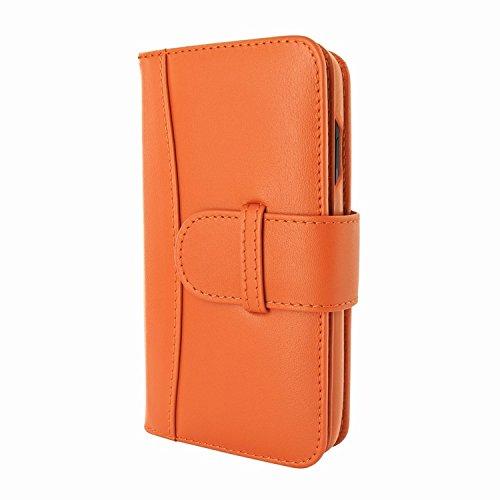 Piel Frama 793 Orange WalletMagnum Leather Case for Apple iPhone X by Piel Frama (Image #1)