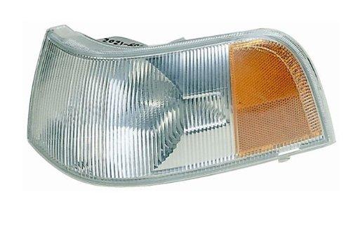 90 Lamp Side Park Car (Eagle Eyes VV020-U000L Volvo Driver Side Park /Signal /Lamp Lens and Housing)