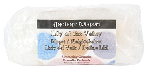 Simmering Granules - Ancient Wisdom Lily Of Valley Simmering Granules by Ancient Wisdom