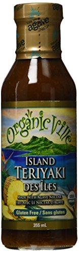 (Organicville Teriyaki Island Sauce, 13.5 oz)