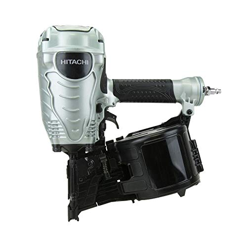Hitachi NV90AGS Hitachi NV90AGS 3-1/2 in. Coil Framing Nailer (Certified Refurbished)