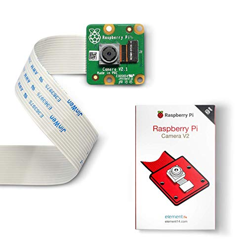 LABISTS Raspberry Pi Camera V2 Webcam RPI Camera Module Official IMX219 8-megapixel Sensor