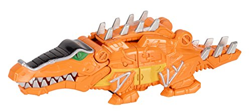 Power Rangers Dino Super Charge - Deinosuchus Zord Action Figure with Charger