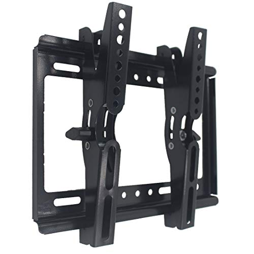 Orienttvbracket TV Wall Mount Bracket Tilt for Most 14 - 40 Inch LED LCD OLED Plasma Flat Screen Panel with VESA Up To 200x200mm and 55 Pound 37' Medium Flat Panel Mount