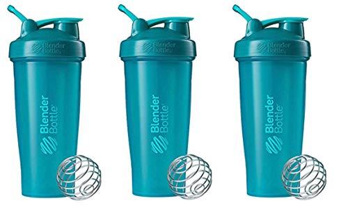 BlenderBottle Classic Loop Top Shaker Bottle 3-Pack