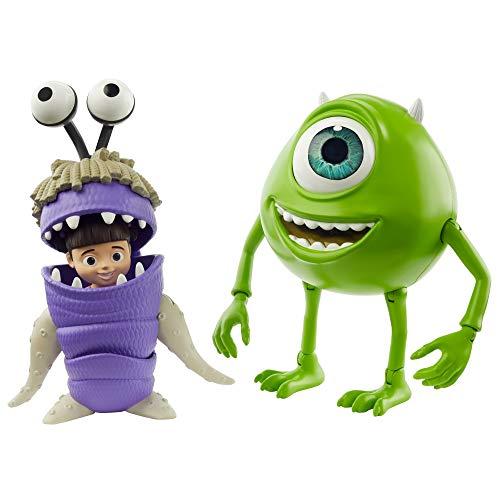 Disney Pixar Muneco Figura Mike y Boo (Mattel GLX81) , color/modelo surtido