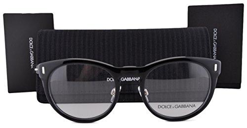 Dolce & Gabbana DG3240 Eyeglasses 51-20-140 Black 501 DG - And Dolce Gabbana Mens Sale