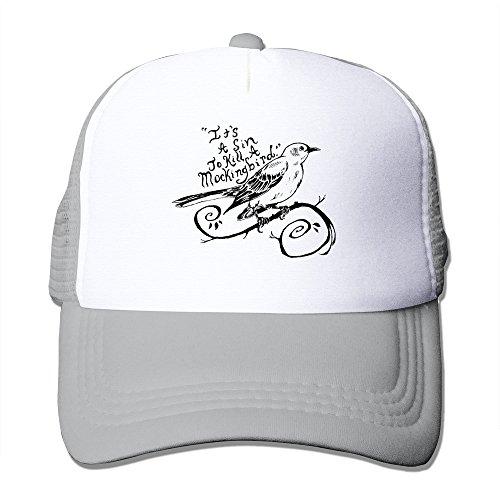 It S A Sin To Kill A Mockingbird Style Hat