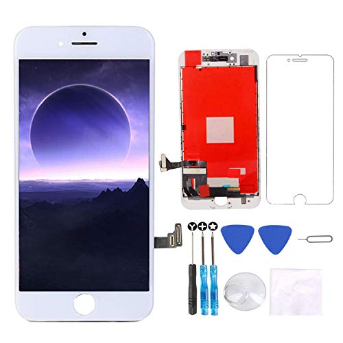 Screen Replacement for iPhone 8 Screen White 4.7