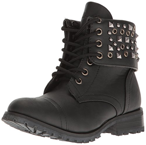Gia Mia Dancewear Kids' Big Girl's Convertible Combat Fashion Boot