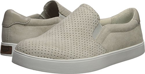 - Dr. Scholl's Shoes Women's Madison Sneaker, Greige Microfiber Perforated, 10 W US