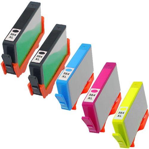 Do it Wiser Remanufactured Set Inkjet Cartrdige for HP 56...