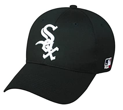 pretty nice 8d2cd a0005 Image Unavailable. Image not available for. Color  Chicago White Sox YOUTH  (Ages Under 12) Adjustable Hat ...