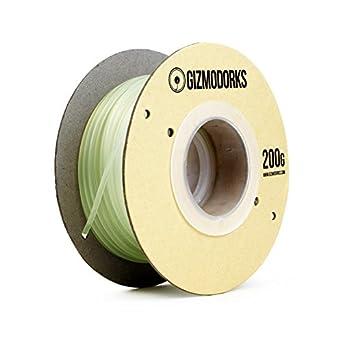 Gizmo Dorks Bobina de filamentos para impresoras 3d (plástico ABS ...